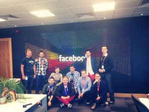 A visit to the Dublin Facebook office