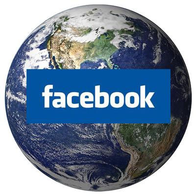 Facebook na świecie