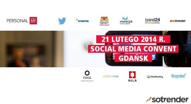 Sotrender na Social Media Convent
