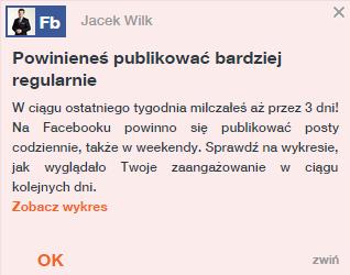 Wskazówka Sotrendera dla Jacka Wilka