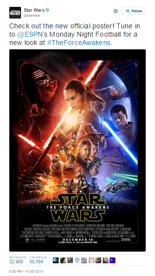Sotrender Blog Star Wars Poster