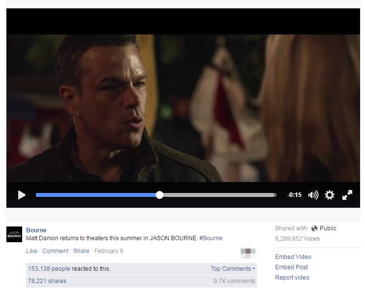 Fanpage Trends UK February 2016 - Bourne