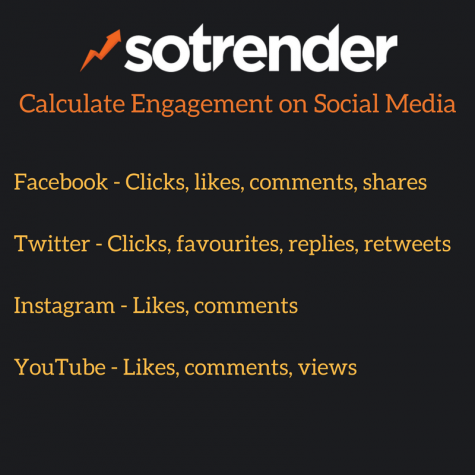 Social media measurement engagement