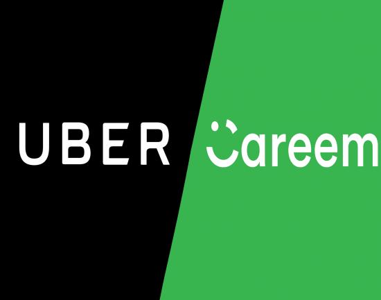 uber vs careem middle east north africa MENA