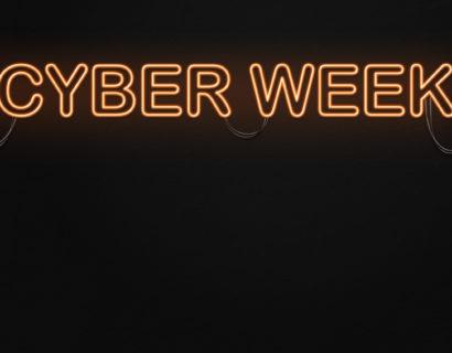 cyber week, cyber monday