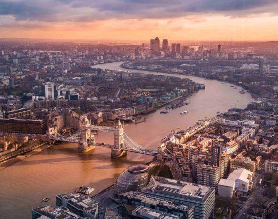Top UK Cities on Facebook