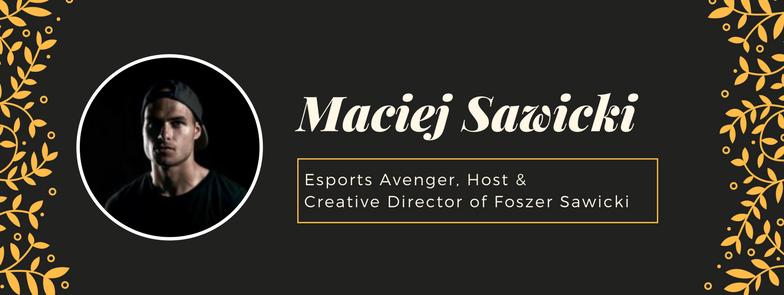 Maciej Sawicki esports