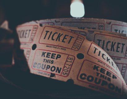 movie, cinema, ticket, fifty shades