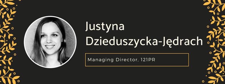 Justyna Dzieduszyca, 121PR