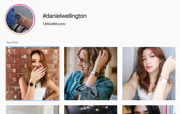 influencer-marketing-ideas-daniel-wellington