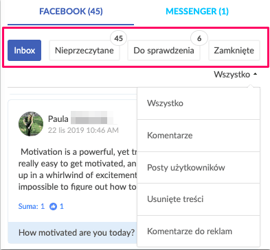 facebook moderacja