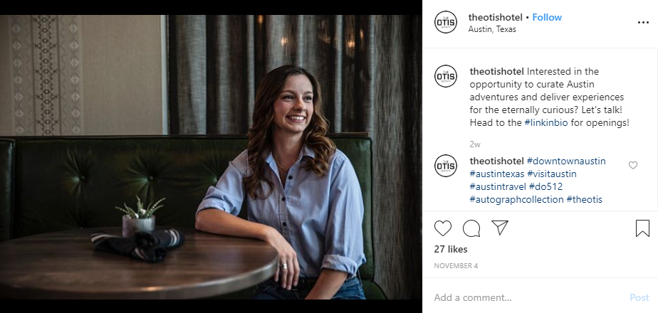 instagram captions with hashtags to improve local seo