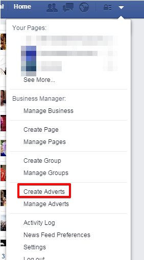 How to start advertising on Facebook