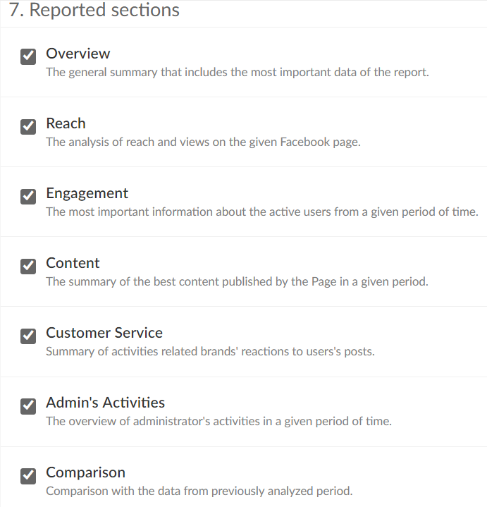 How to download a Facebook report? - Resources Sotrender