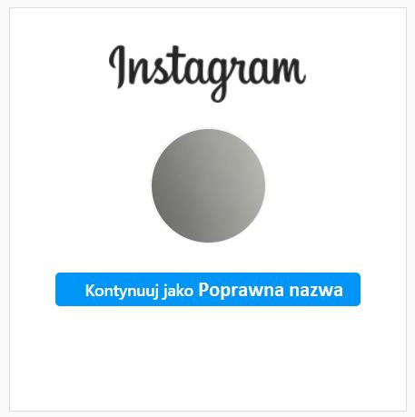 ustawienia instagram
